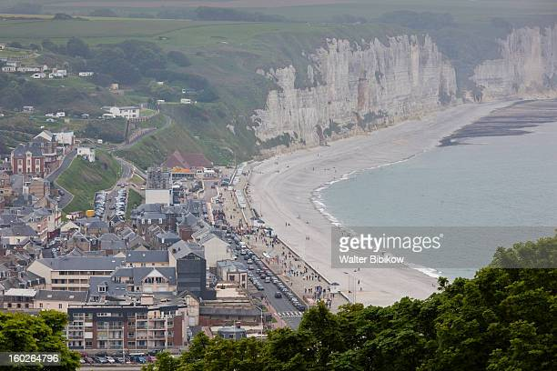 Fecamp, Normandy, City View