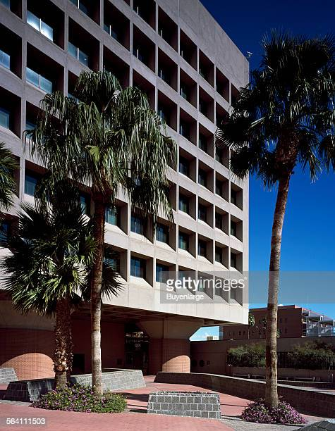 Federal Building in Tucson Arizona
