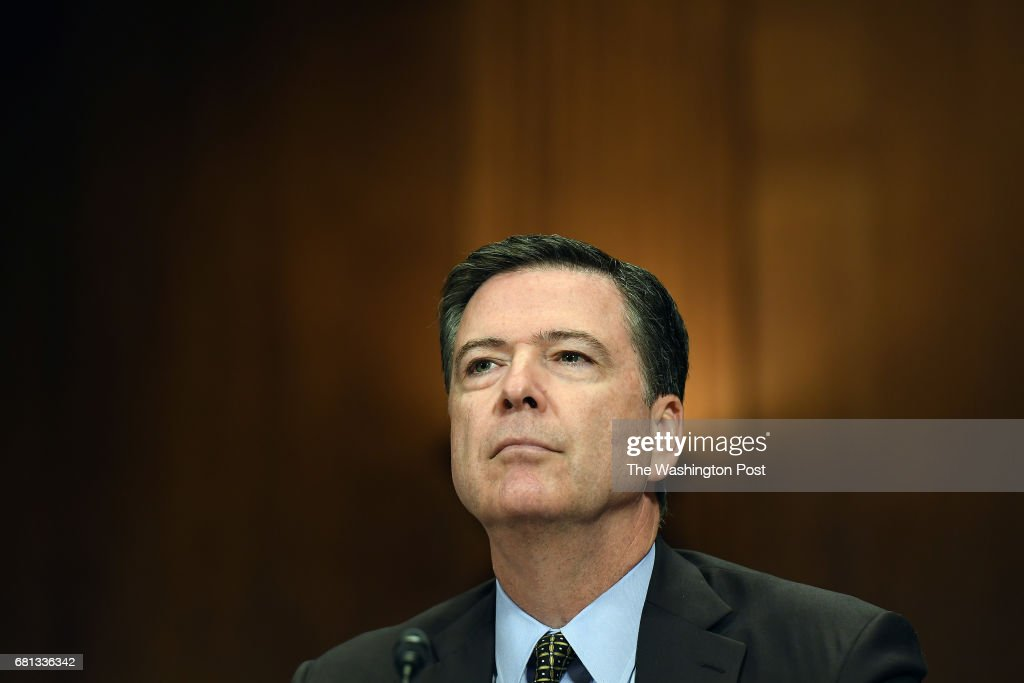 FBI Director James Comey - Washington, DC : News Photo