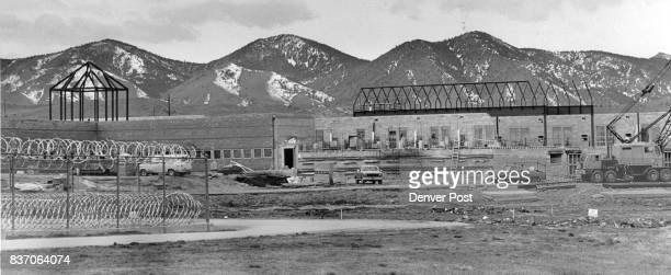 S Federal Detention Center Construction of new Fed jail at Quiney and Kipling Credit Denver Post