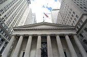 Federal Hall on Wall Street