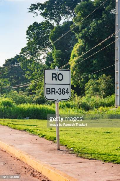 Federal Highway sign - BR-364 (vertical)