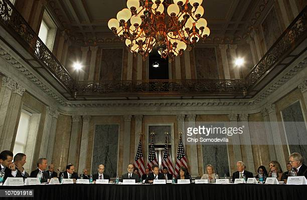 Federal Housing Finance Agency Acting Director Edward DeMarco Commodity Futures Trading Commission Chairman Gary Gensler Federal Reserve Bank Board...