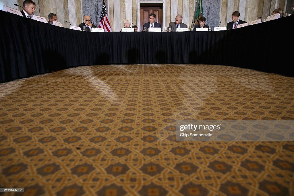 Federal Insurance Office Director Michael McRaith Federal Housing Finance Agency Director Melvin Watt Commodity Futures Trading Commission Chairman...