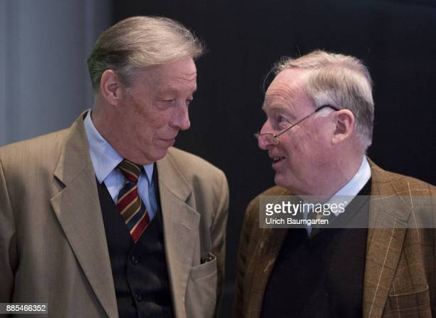 Federal Party Congress of Alternative for Germany Alexander Gauland and ArminPaul Hampel