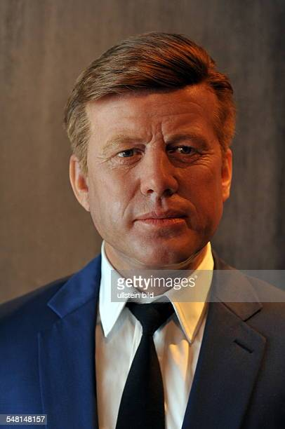 Federal Republic of Germany Berlin wax works Madame Tussauds Berlin Unter den Linden 74 wax figure of John F Kennedy