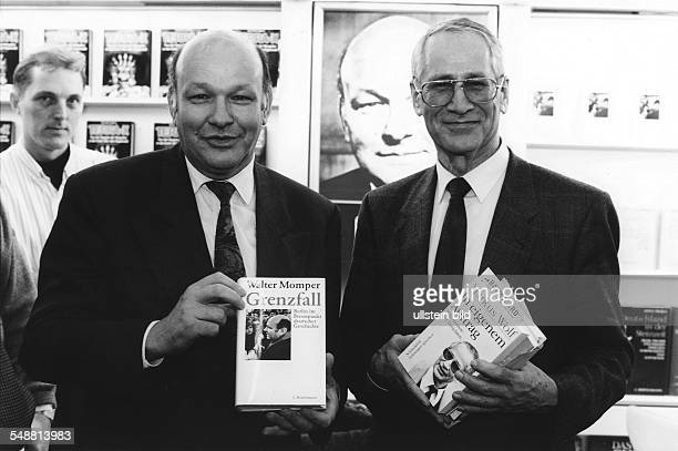 Federal Republic of Germany Hesse Frankfurt am Main Frankfurt Book Fair Markus Wolf * Former Head of the foreign intelligence division of East...