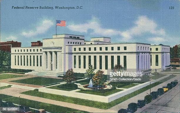 Federal Reserve Building Washington DC 1926