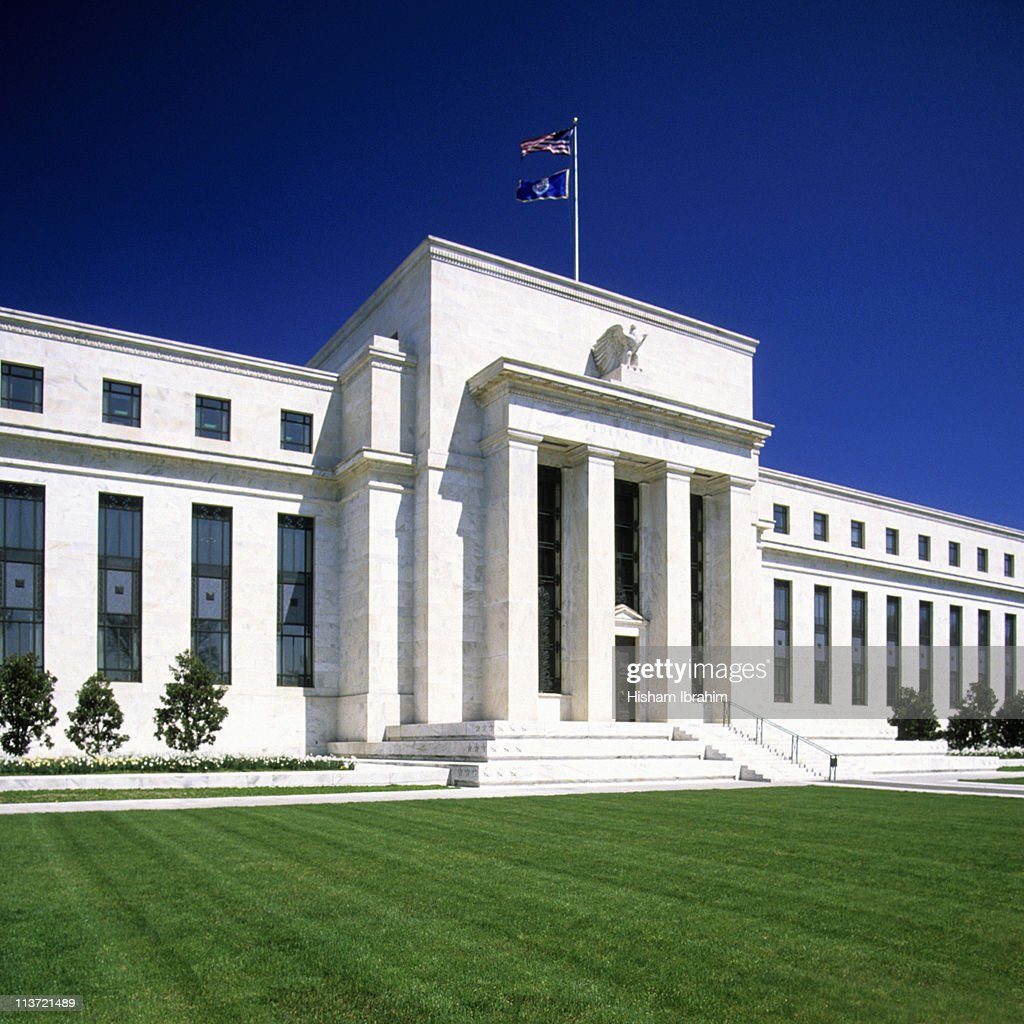 Federal Reserve Building - Washington DC, USA