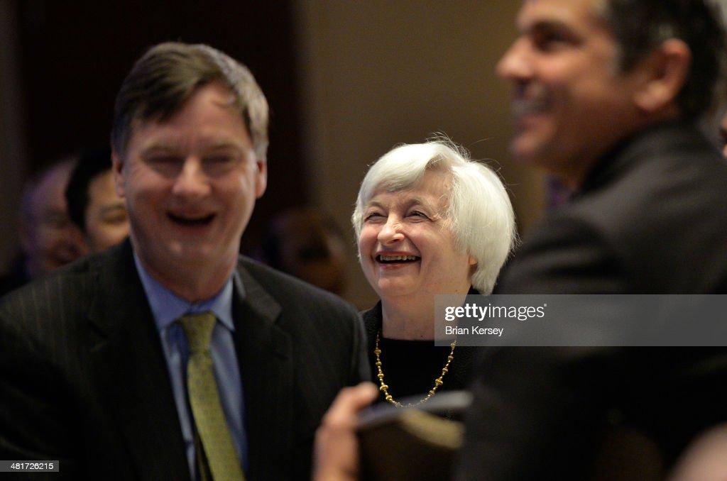 Janet Yellen Addresses 2014 Nat'l Interagency Community Reinvestment Conf.