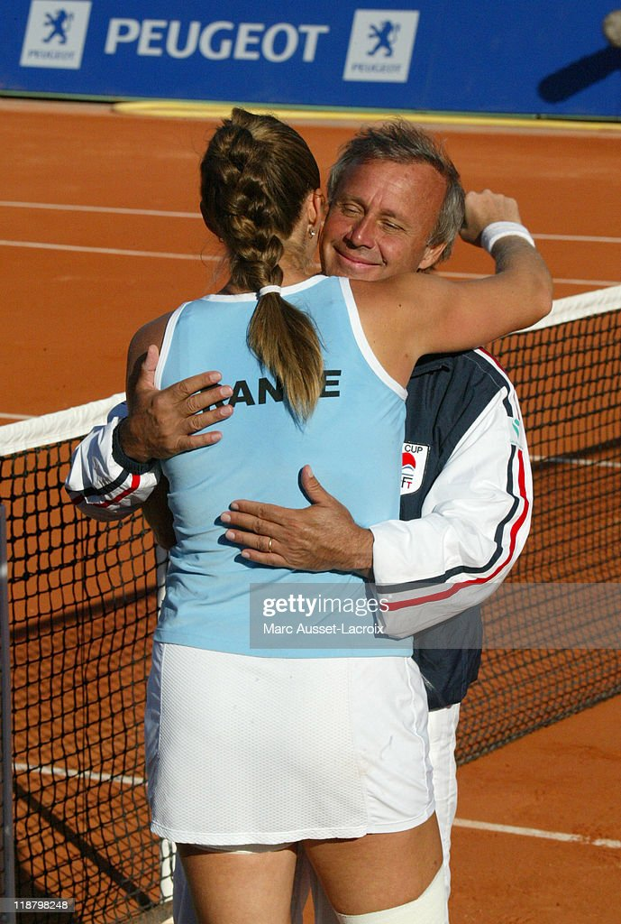 Fed Cup  Final - France vs Russia - September 18, 2005