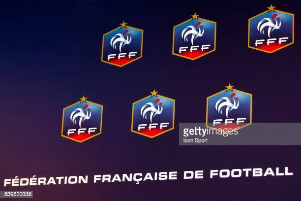 Federation Francaise de Football Inauguration des nouveaux locaux de l'instance nationale FFF
