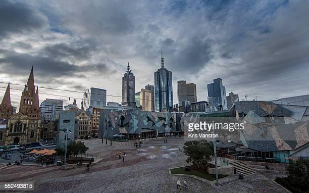 Federation Square Melbourne