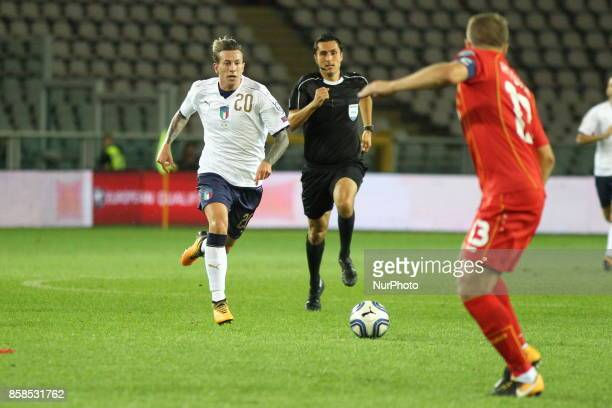 Federico Bernardeschi during the FIFA World Cup European Qualifying match between Italy and FYR Macedonia at Olympic Grande Torino Stadium on 6...