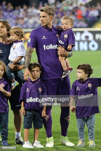 Federico Bernardeschi of ACF Fiorentina during the Serie A match between ACF Fiorentina and Pescara Calcio at Stadio Artemio Franchi on May 28 2017...