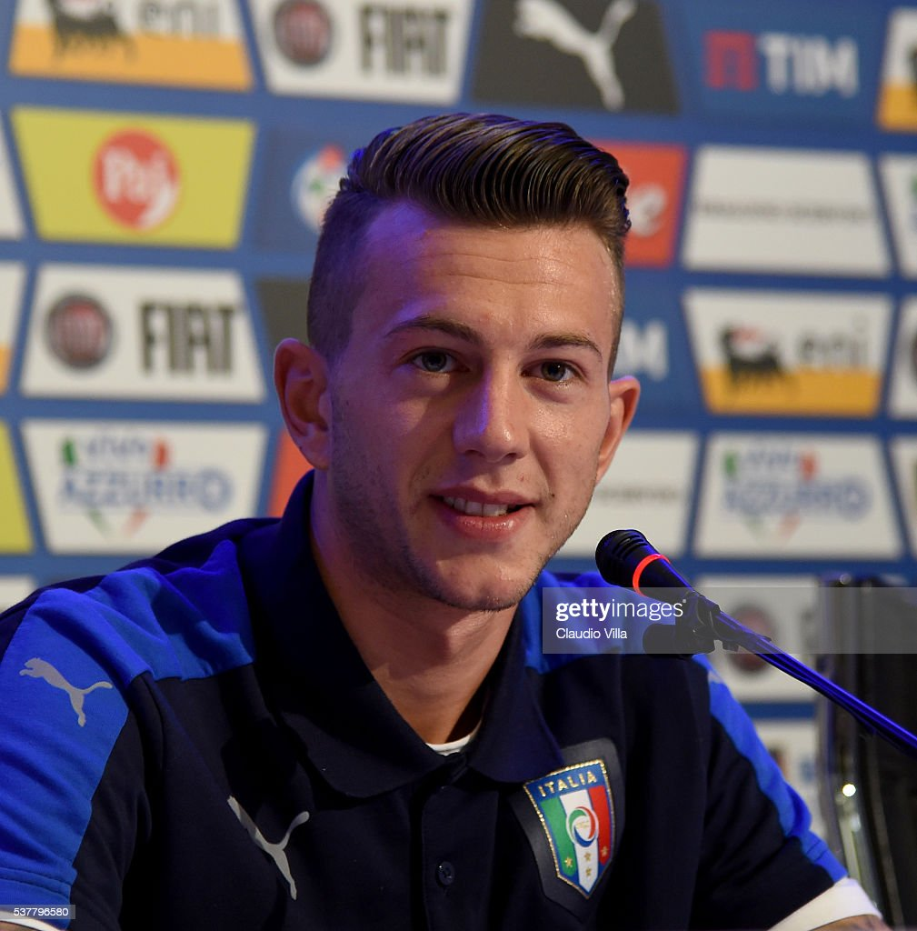 Italy Training Session And Press Conference s and