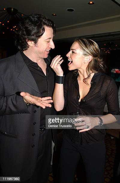 Federico Castelluccio and Drea de Matteo of 'The Sopranos'
