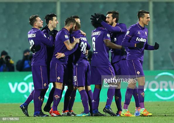 ACF Fiorentina v Juventus FC - Serie A : News Photo