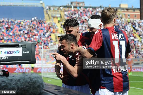 Bologna FC v Pescara Calcio - Serie A : News Photo