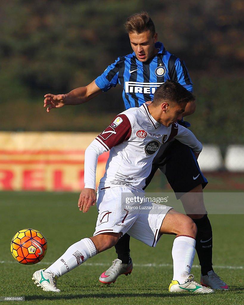 FC Internazionale v Salernitana Calcio Juvenile Match s and