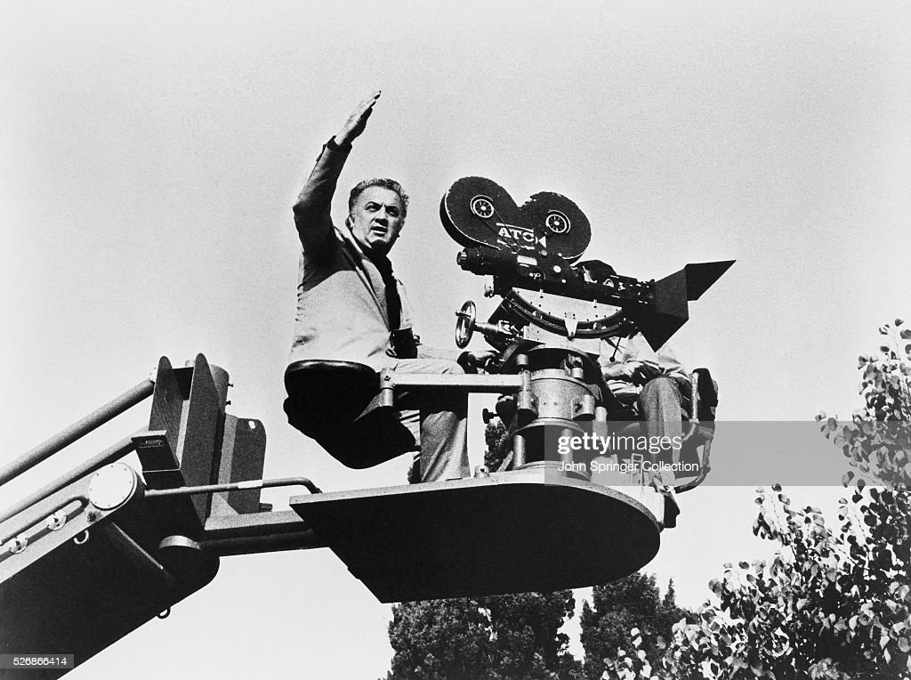 <a gi-track='captionPersonalityLinkClicked' href=/galleries/search?phrase=Federico+Fellini&family=editorial&specificpeople=243035 ng-click='$event.stopPropagation()'>Federico Fellini</a> Directing from Camera