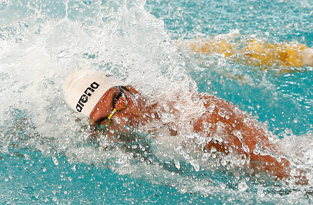argentina national swimming championship 2015 federico grabich of argentina in action during the men 100m freestyle competition as part of argentina