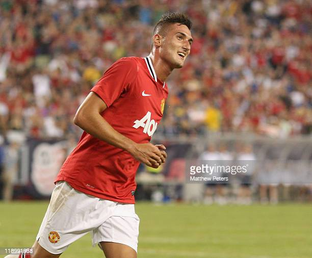 Federico Macheda Stock Photos and Pictures