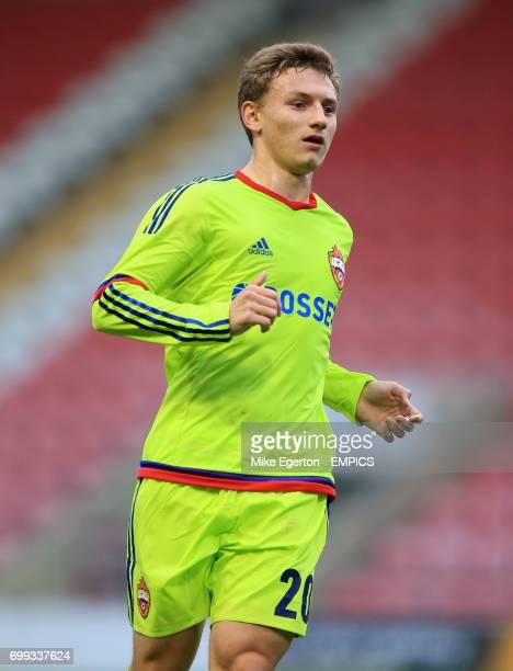 Fedor Chalov CSKA Moscow