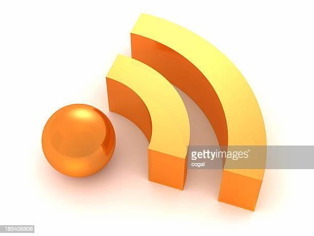 Icône de flux RSS