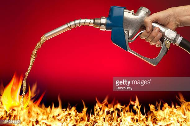 Feeding the Flame; Putting Gasoline on Fire