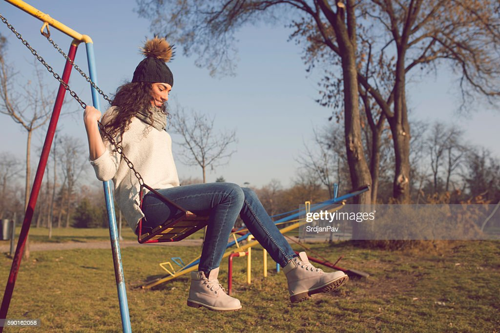 Feel like swinging