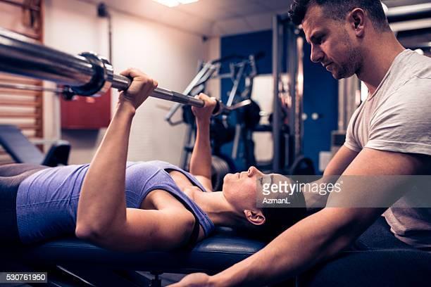 Sentir os músculos a latejar!