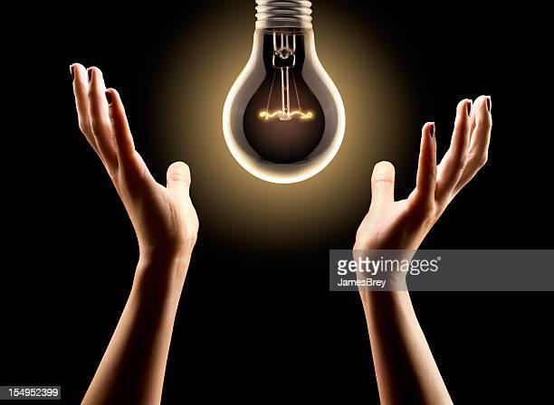Feel the Warm Glow of New Ideas