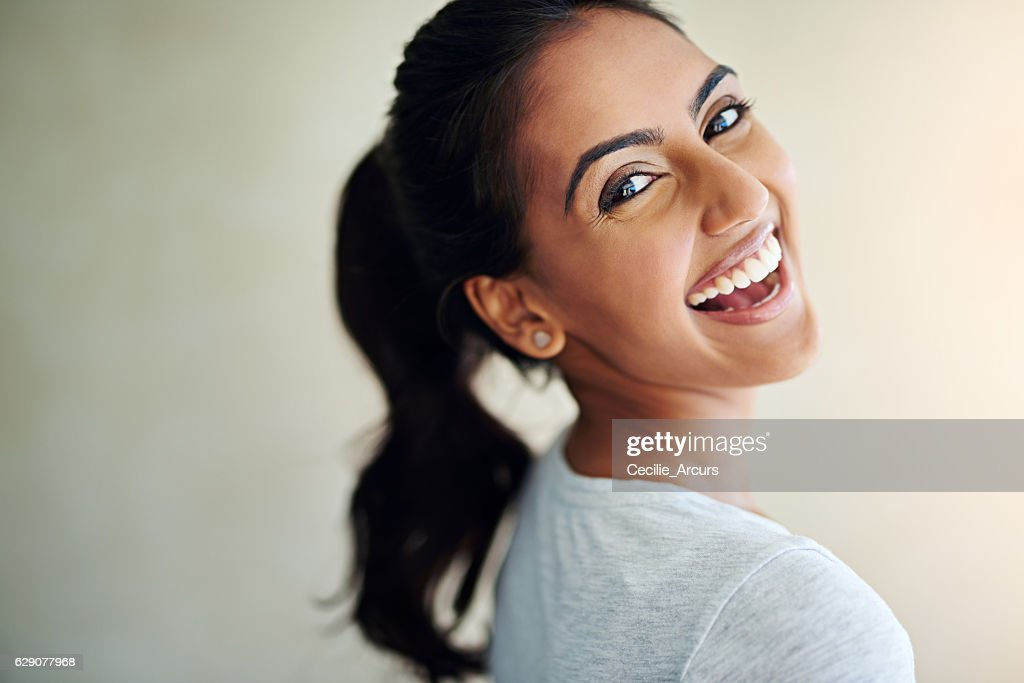 Feeling fantastic and it shows : Stock Photo