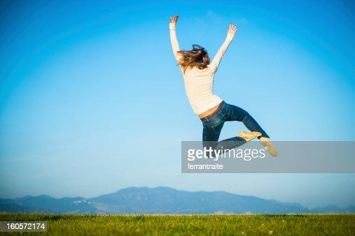 Feeling Good Heel Click Jump