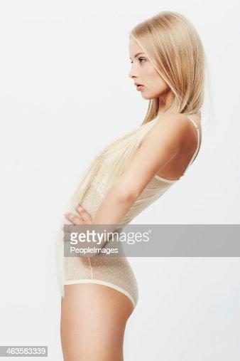 sexy und selbstbewusst