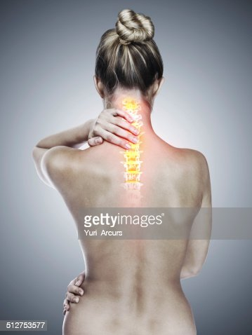 Feeling the pain : Stock Photo