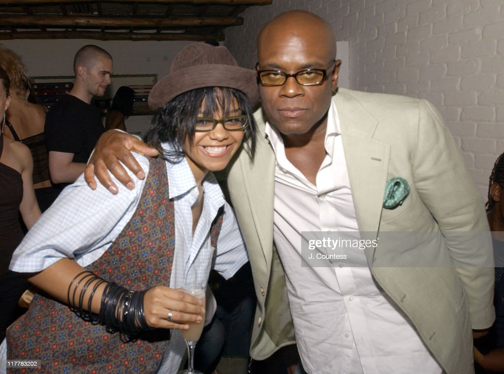 L.A. Reid  Birthday Celebration - Inside