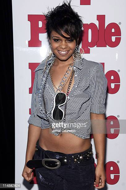 Fefe Dobson during Teen People Present 'Best of Fall 2006' at Industria in New York City New York United States