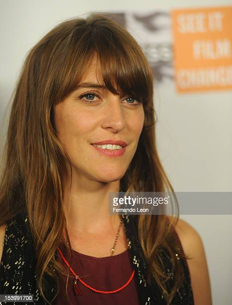 Feist attends the Annual Focus For Change Benefit at Roseland Ballroom on October 11 2012 in New York City