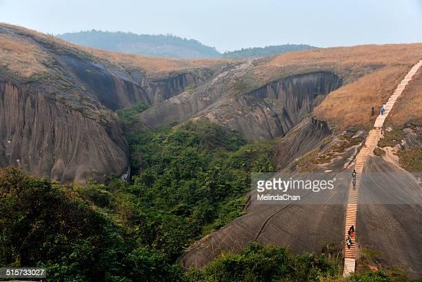 FeiTianShan National Geopark
