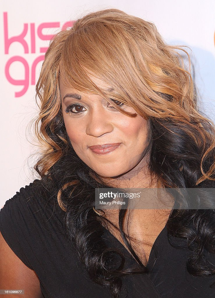 Felecia Howse attends The 6th Annual Kiss-N-Grind GRAMMY Edition hosted by Common with Vikter Duplaix and music producer The Twilite Tone at Arena Nightclub on February 8, 2013 in Hollywood, California.