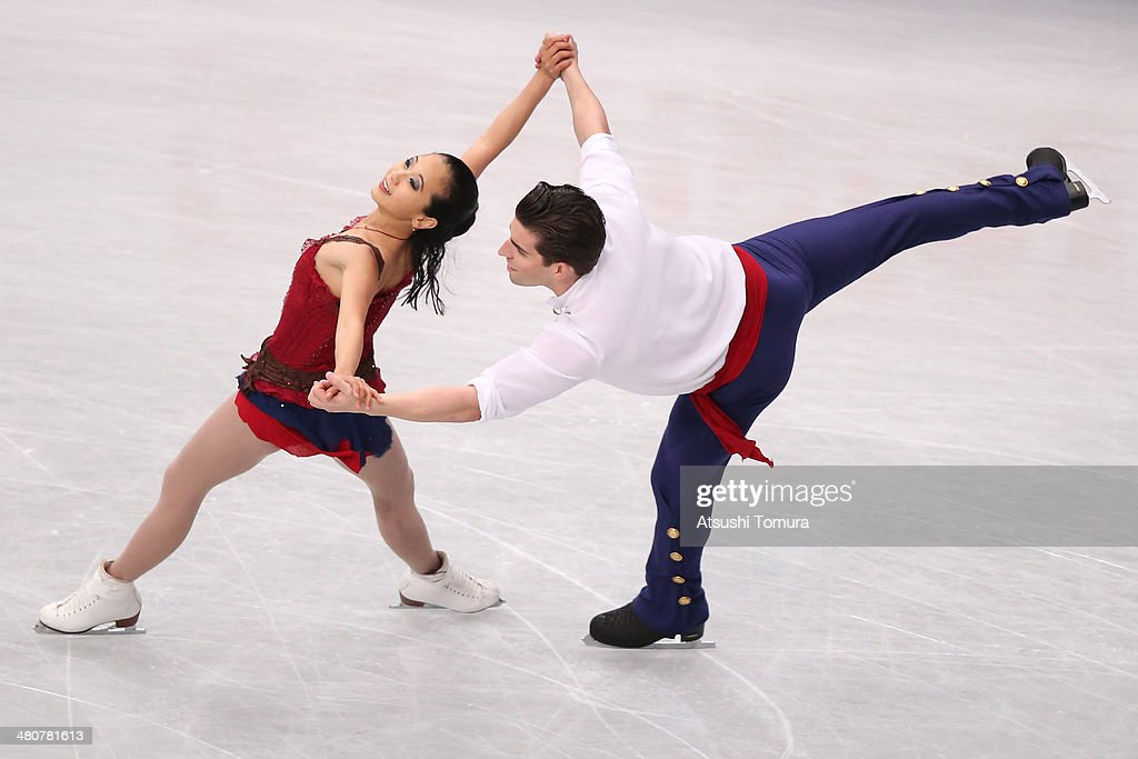 <a gi-track='captionPersonalityLinkClicked' href=/galleries/search?phrase=Felicia+Zhang&family=editorial&specificpeople=7338307 ng-click='$event.stopPropagation()'>Felicia Zhang</a> and <a gi-track='captionPersonalityLinkClicked' href=/galleries/search?phrase=Nathan+Bartholomay&family=editorial&specificpeople=9726215 ng-click='$event.stopPropagation()'>Nathan Bartholomay</a> of the USA compete in the Pairs Free Program during ISU World Figure Skating Championships at Saitama Super Arena on March 27, 2014 in Saitama, Japan.