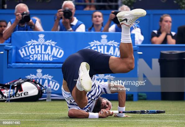 Aegon Championships - Day Four : News Photo