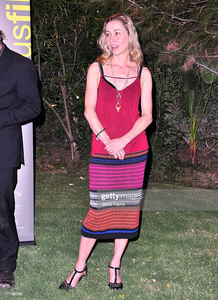 Felicity Darcy-Smith attends the Australian Reception at Parker Palm Springs on June 22, 2013 in Palm Springs, California.