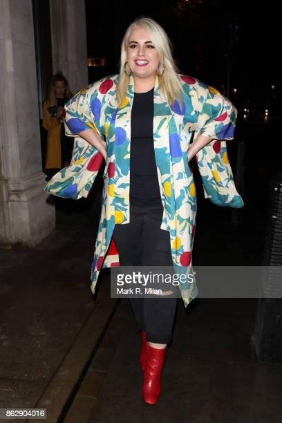 Felicity Hayward attending the The Trafalgar St James launch party on October 18 2017 in London England