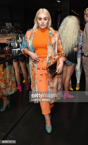 Felicity Hayward attends Paul Strank Charitable Trust's Summer Party at Mint Leaf on July 5 2017 in London England