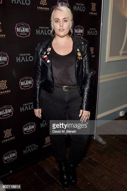 Felicity Hayward attends the launch of the Undandy coffee table book on June 27 2017 in London United Kingdom