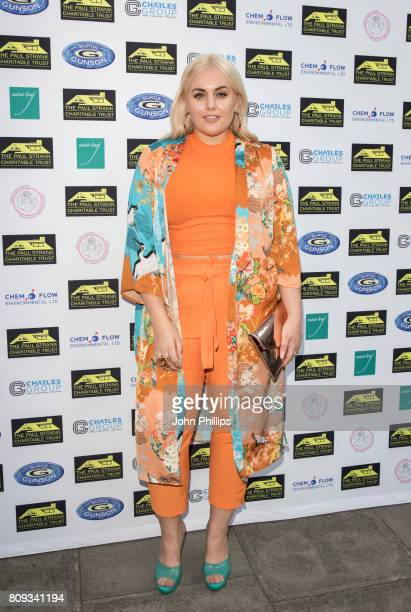 Felicity Hayward attends the Paul Strank Charitable Trust Summer Party at Mint Leaf on July 5 2017 in London England