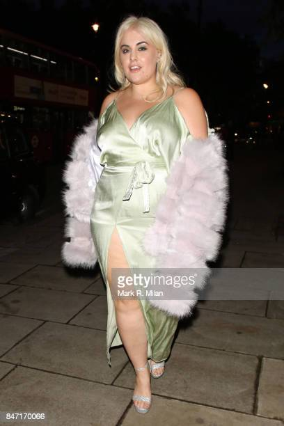 Felicity Hayward sighting on September 14 2017 in London England